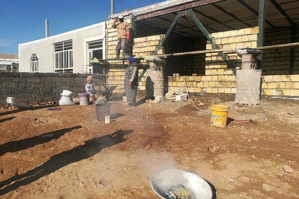 پروژههای طرح تأمین مسکن محرومین یکساله تکمیل میشود