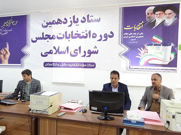 تشکیل هیئتهای اجرایی انتخابات در حوزههای فرعی