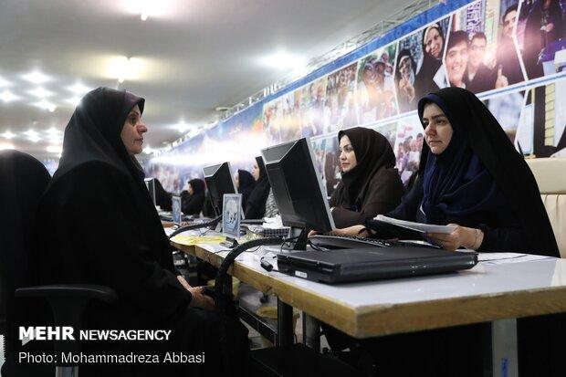 ثبت نام داوطلبان انتخابات مجلس در تهران