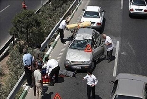 بانوان خانه دار بیشترین قربانیان سوانح رانندگی درون شهری