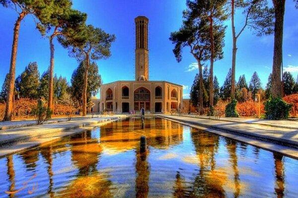Dowlatabad Garden; architectural jewel in heart of desert
