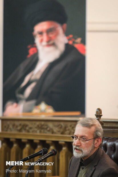 Parl. Speaker hold press conference