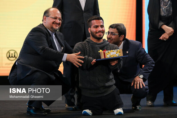 International Day of Persons with Disabilities celebrated in Tehran