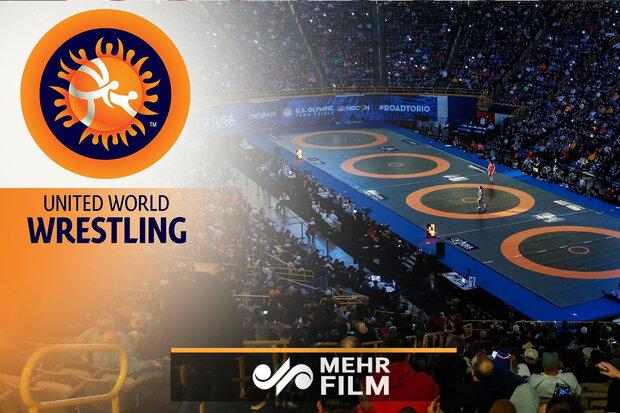 وضعیت برگزاری جام جهانی کشتی در ایران