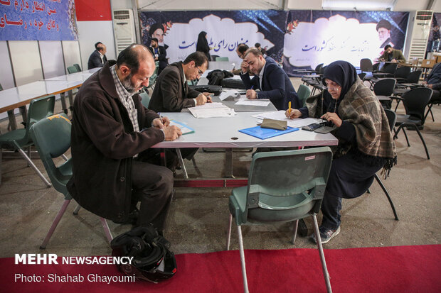 Candidates begin enrolment for parliamentary elections