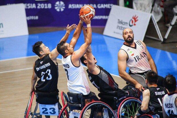 Wheelchair Basketball draw postponed - Tehran Times