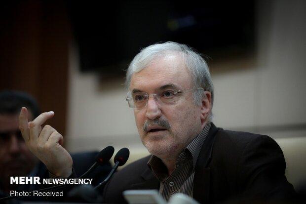 روایت وزیر بهداشت از نقش رهبری در مدیریت بحران کرونا