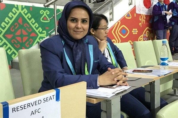 Iranian woman to be match commissioner at final of 2019 FIFABeach Soccer World Cup