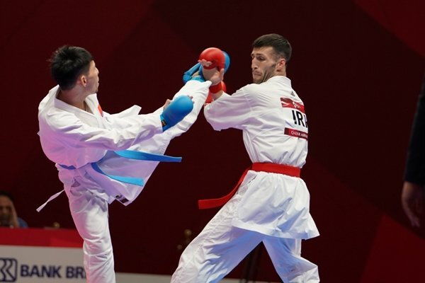 Iran win two golds at Karate1 Premier League