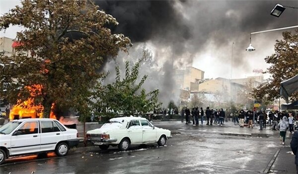 Why the official death toll in recent events in Iran has not been announced yet?