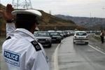 وضعیت جوی جاده های کشور/ ترافیک پرحجم در آزاده راه کرج-قزوین