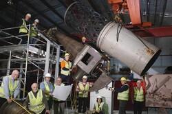 تلسکوپ ۱۵۰ ساله استرالیایی باز هم به کار افتاد
