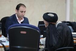 ایرانی پارلیمنٹ کے امیدواروں کا دوسرے دن بھی نام لکھوانے کا سلسلہ جاری