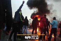 پشت پرده دست وپا زدن ضد انقلاب برای ناآرام نشان دادن«ماهشهر»+فیلم