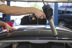 تولید یک کالای تحریمی در دانشگاه شریف/ چسب شیشه خودرو در مرحله تست نهایی