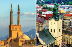 Sisterhood agreement to bring Yazd, Lviv closer