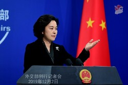 China, Iran are comprehensive strategic partners: Chinese FM spox
