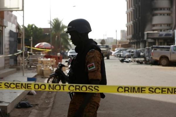 برکینا فاسو میں چرچ پر حملے میں 14 افراد ہلاک