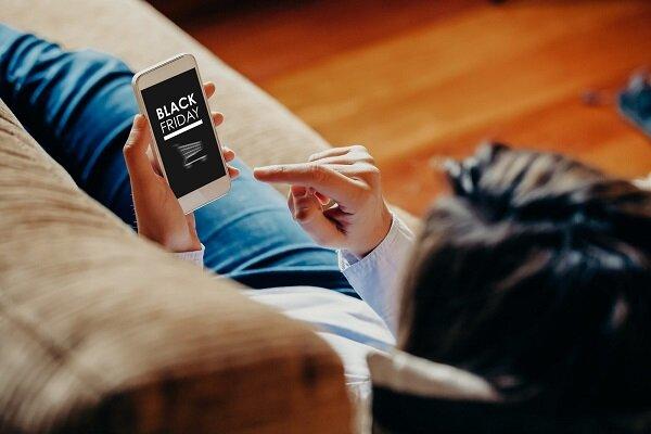 ۴۰ درصد خریدهای بلک فرایدی با گوشی انجام شد