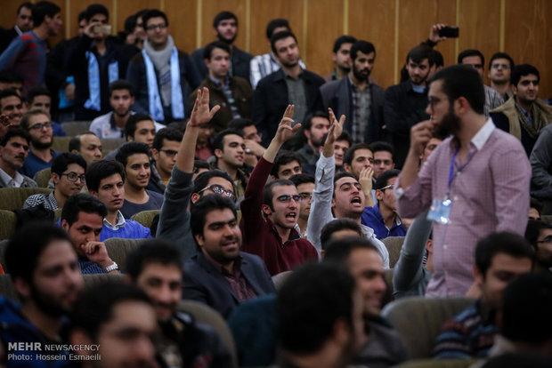 سخنرانان دانشگاه شهیدبهشتی در روز دانشجو/خط قرمز فعالیت دانشجویان