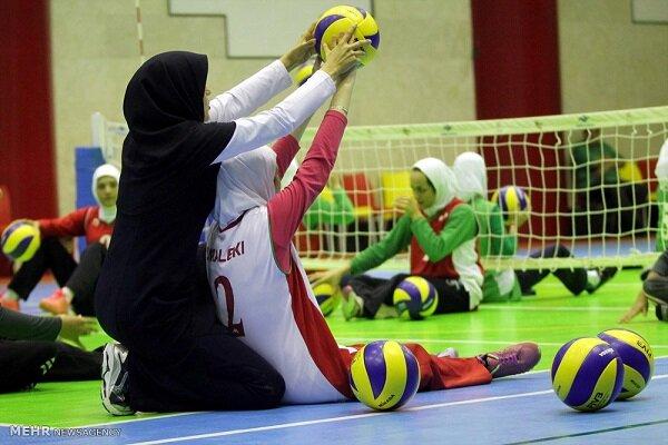 خراسان رضوی در لیگ والیبال نشسته بانوان کشور قهرمان شد