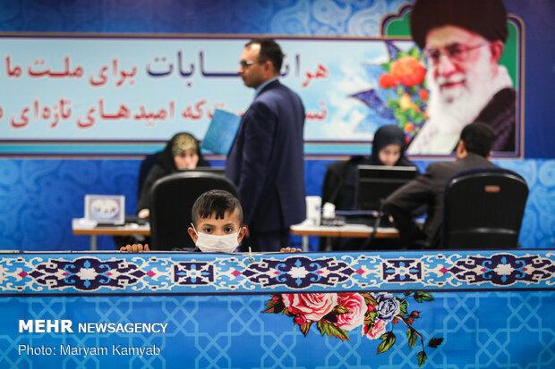 آخرین وضعیت ثبت نام داوطلبان انتخابات مجلس در کهگیلویه و بویراحمد