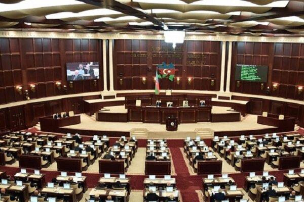 پارلمان جمهوری آذربایجان منحل شد