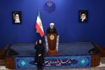 روحاني: الشعب الايراني حافظ على عزته وتجاوز الظروف الصعبة رغم الضغوط الاقتصادية الكبيرة