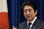 Tokyo conferring on Rouhani's visit to Japan: Abe