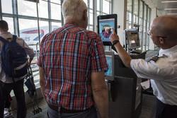 اسکن چهره شهروندان آمریکایی در فرودگاهها اجباری شد