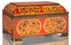 کتابخانه و موزه ملی ملک به هنرجویان، ساخت پاپیه ماشه میآموزد