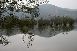 Astara'daki Gölet'ten muhteşem fotoğraflar