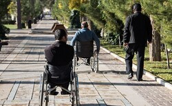 Tehran parks, bus stations more accessible for persons with disabilities