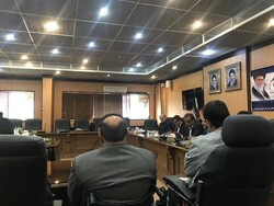 دردسر های یک جلسه در طبقه ۶استانداری فارس/ معلولین فراموش شدند