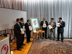 Iranian, Japanese diplomats celebrate 90 years of official bilateral relations