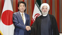 Rouhani's visit to Tokyo likely to take place on Dec. 19: report