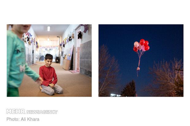محمدعلی ۹ ساله معلول حرکتی است و یک آرزوی بزرگ دارد. اینکه کاملا خوب شود و راه برود