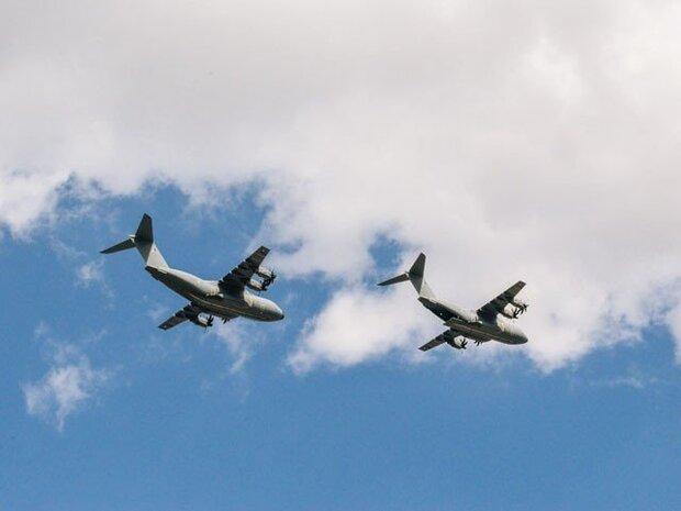 امریکہ میں دو مسافر بردار طیاروں کے حادثے میں 12 افراد ہلاک