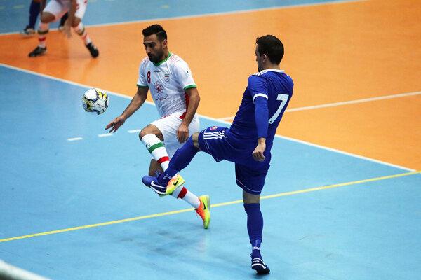 حریفان تیم ملی فوتسال ایران در مسابقات قهرمانی آسیا مشخص شد