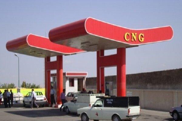 مصرف CNG در خودروها ۲۵ درصد افزایش یافت