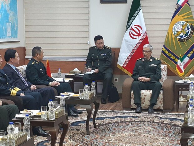 Leader confirms Iran-China strategic 25-year coop. roadmap
