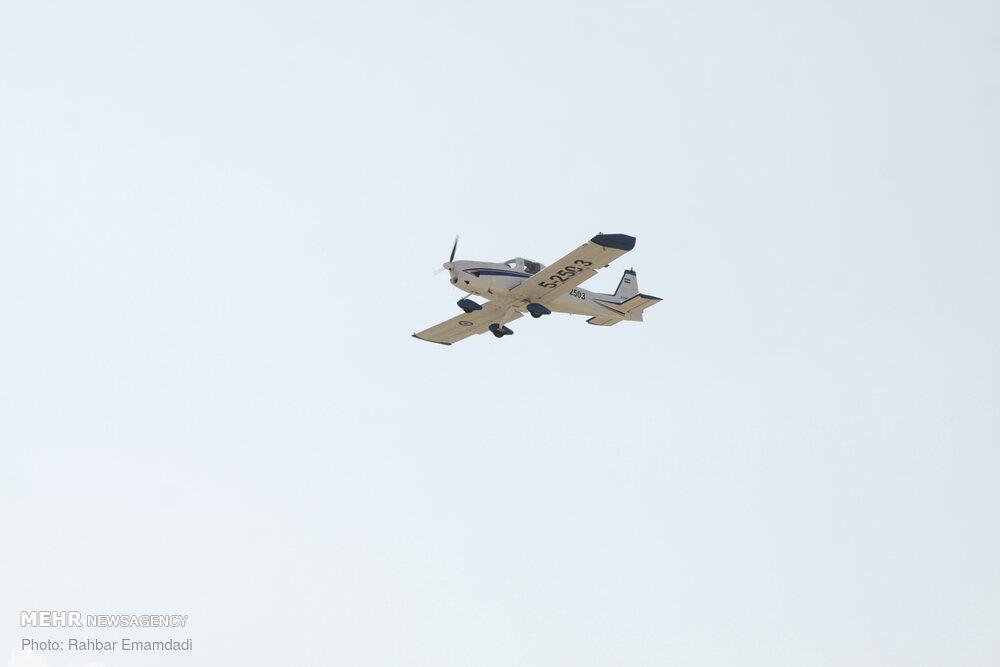 سانحه برای یک فروند هواپیمای فوق سبک در نوشهر/سرنشینان سالم هستند