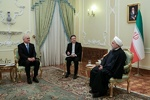 Iran follows joint oil projects with Azerbaijan in earnest: Rouhani