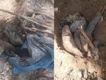 کراچی کے علاقہ ناظم آباد میں کھدائی کے دوران انسانی ہڈیاں برآمد