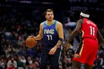 New Orleans Pelicans-Dallas Mavericks maçı özeti