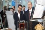 Azeri President hails Iran's achievements in aerospace