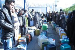 عبور از هفتخوان برای ۳۵۰ لیتر نفت/ روزگار سرد دامداران استان سمنان