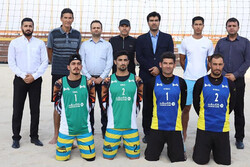 ملیپوشان ساحلی ایران برای کسب سهمیه المپیک آماده می شوند