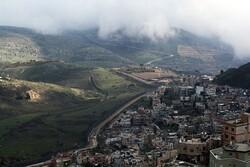BM: Golan, Suriye'ye ait topraktır