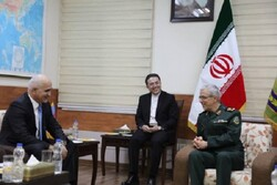 Regional players cannot stand Iran-Azerbaijan warm ties: Bagheri